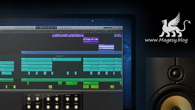 Intro to Logic Pro X TUTORiAL | Images From Magesy® R Evolution™