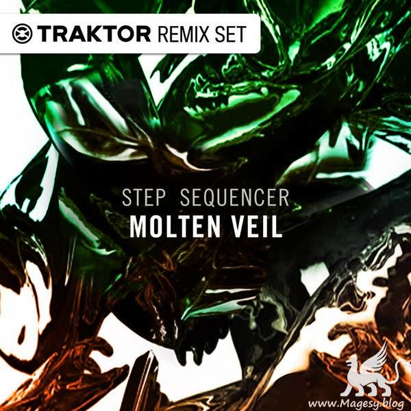 Molten Veil For TRAKTOR | Images From Magesy® R Evolution™