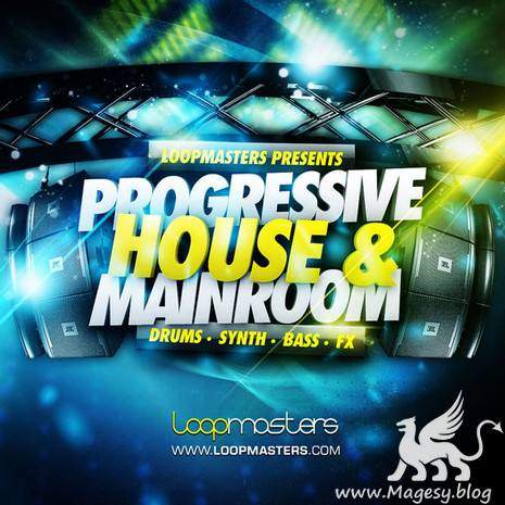 Progressive House and Mainroom MULTiFORMAT | Images From Magesy® R Evolution™