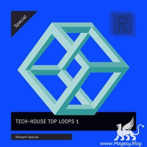 Tech House Top Loops 1 WAV | Images From Magesy® R Evolution™
