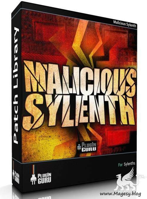 Malicious Sylenth1 Incl. TUTORiAL | Images From Magesy® R Evolution™