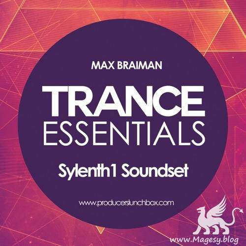 Trance Essentials Soundbank FXB FXP FOR SYLENTH1