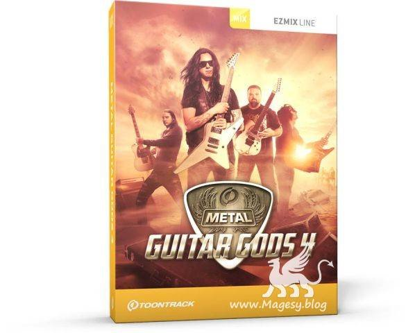 EMX Metal Guitar Gods Vol.4 v1.0.0 WiN MAC R2R | Images From Magesy® R Evolution™