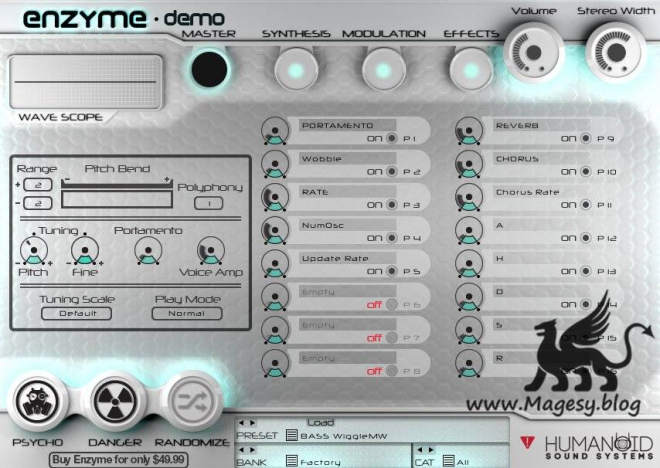 Enzyme v1.0.53 AU VSTi WiN MAC RETAiL