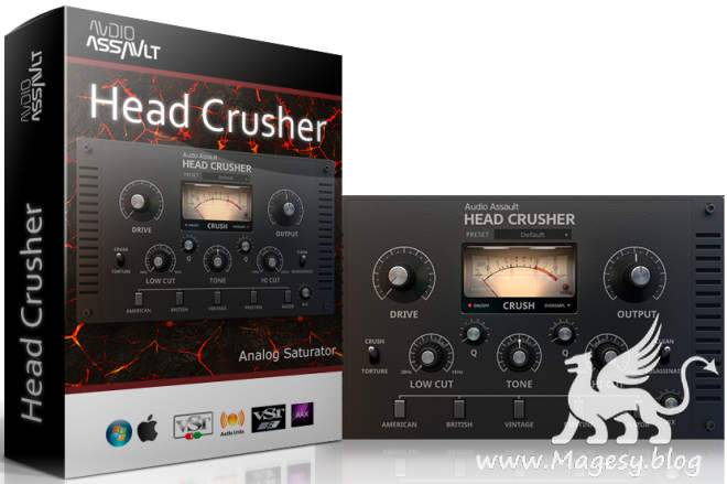 Head Crusher v1.6.0 WiN MAC RETAiL-SYNTHiC4TE