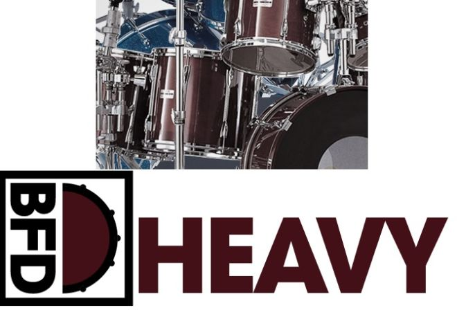 Heavy v1.0.0 for BFD3 BFD Eco and BFD2 WiN MAC
