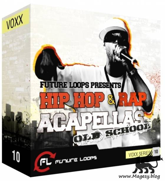 Hip Hop and Rap Acapellas Old School WAV-MAGNETRiXX