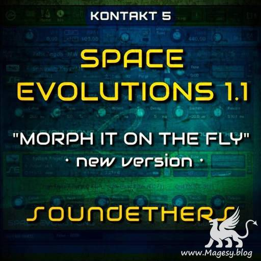 Space Evolutions v1.1 KONTAKT WAV
