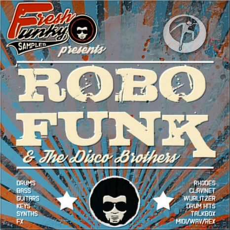 RoboFunk And The Disco Brothers MULTiFORMAT