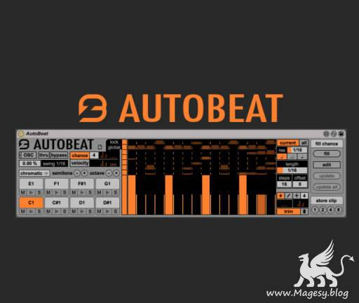 AutoBeat v1.2 for Ableton Live ALP-SYNTHiC4TE