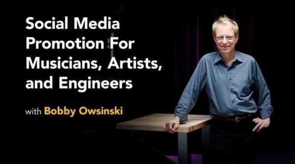 Social Media Promotion for Musicians, Artists, and Engineers TUTORiAL