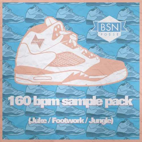 BSN POSSE 160 SAMPLE PACK WAV