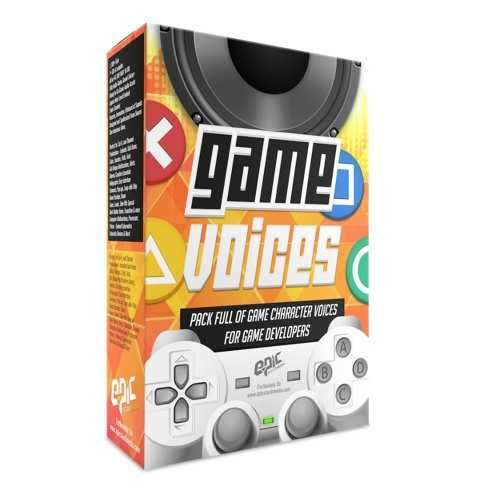 Game Voices WAV-DiSCOVER