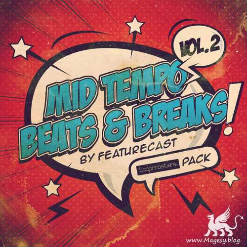Mid Tempo Beats And Breaks 2 MULTiFORMAT