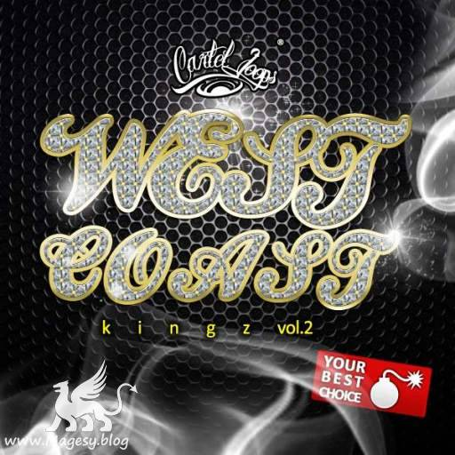 West Coast Kingz Vol.2 WAV MiDi-DiSCOVER