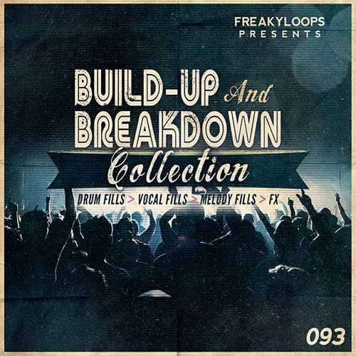 Build-Up and Breakdown Collection WAV