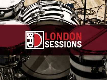 BFD London Sessions WiN MAC-V.R
