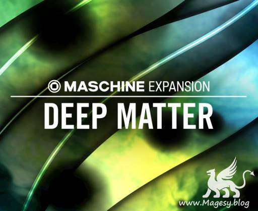 Deep Matter v2.0.1 MASCHiNE EXPANSiON
