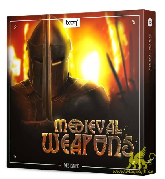 Medieval Weapons Designed HD WAV