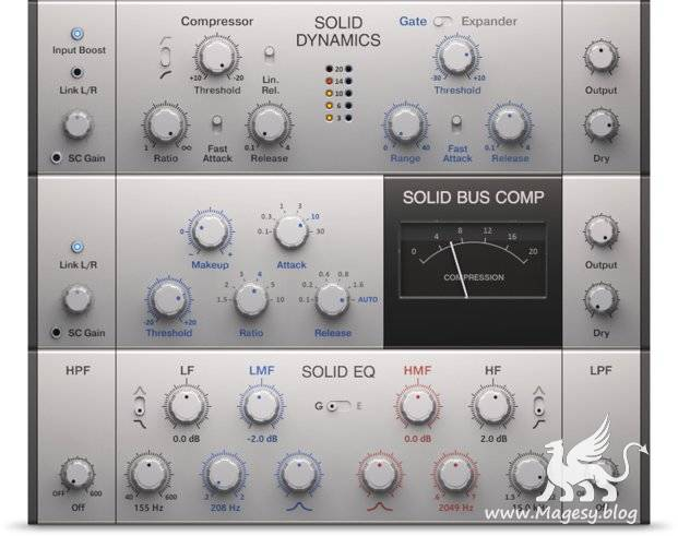 Solid Mix Series FX v1.3.1 WiN-R2R