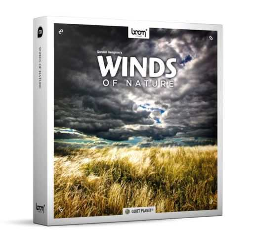 Winds Of Nature SFX WAV