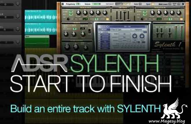 Start To Finish: Build an entire EDM track with Sylenth TUTORiAL