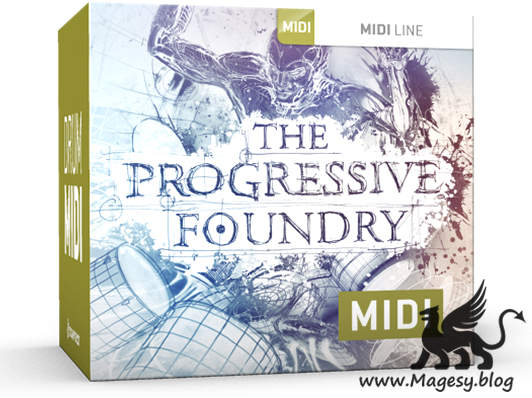 The Progressive Foundry MiDi WiN MAC