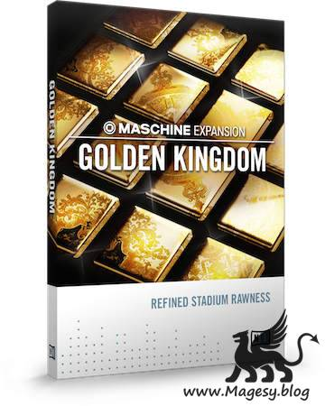 Golden Kingdom v2.0.1 MASCHiNE EXPANSiON