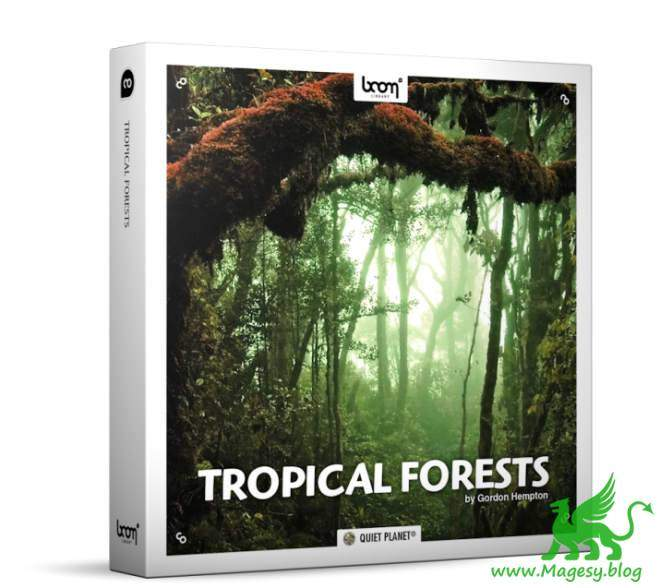 Tropical Forests WAV-AUDIOSTRiKE
