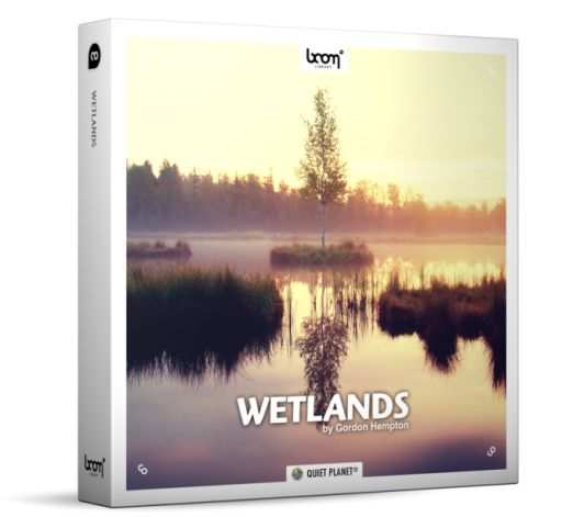 Wetlands Stereo and Surround WAV-AUDIOSTRiKE