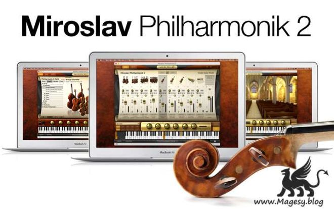 Miroslav Philharmonik 2 v2.0.5 WiN MAC and UPDATES-R2R