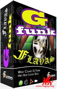 G-Funk Flavas Hip Hop Loop Sets MULTiFORMAT