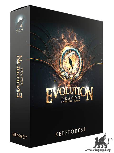 Evolution Dragon v1.3 KONTAKT