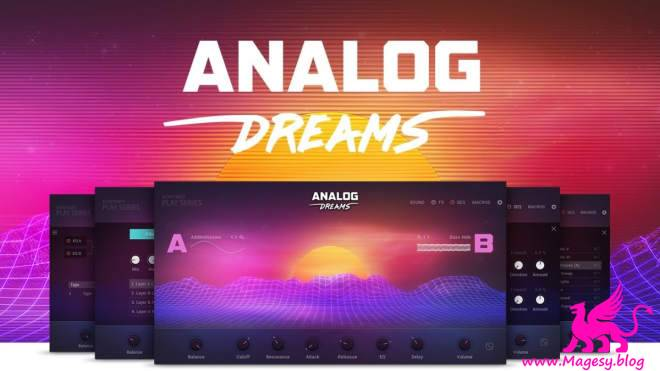 Analog Dreams v2.0.2 KONTAKT DVDR-SYNTHiC4TE