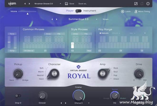ROYAL v2.1.1 AAX VSTi x64 WiN-R2R