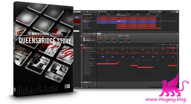 Queensbridge Story v2.0.1 MASCHiNE EXPANSiON