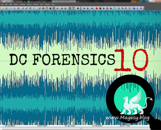 Diamond Cut Forensics 10 Audio Laboratory