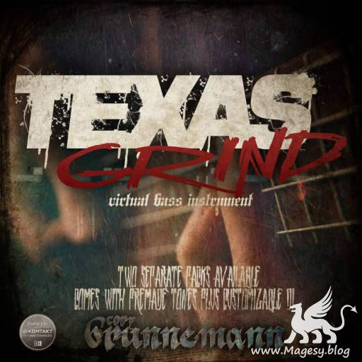 Texas Grind Virtual Bass Instrument For KONTAKT