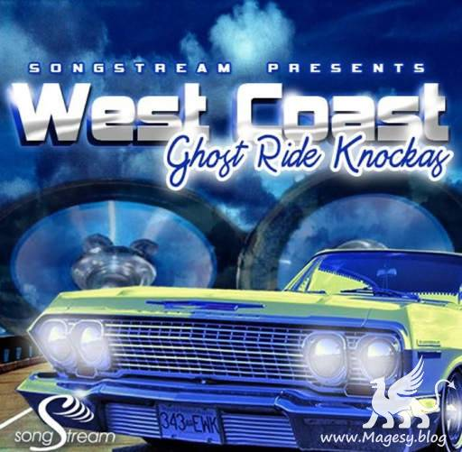 West Coast Ghost Ride Knockaz WAV MiDi FLP