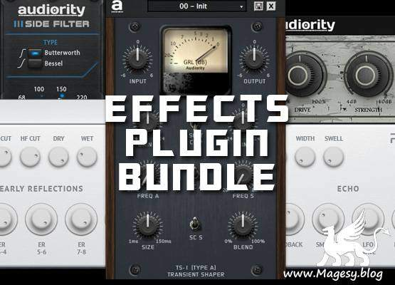 ADT Effects Plugin Collection 2021.10 WiN MAC-RET