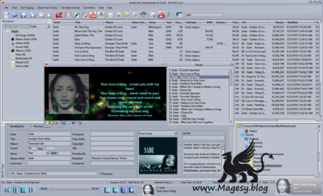 Mp3 Media Studio Pro v27.00 WiN-F4CG