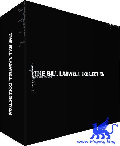 Sony Sound Series The Bill Laswell Collection BoxSet ACiD WAV