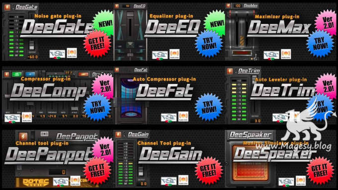 D.A Plugins Bundle v1.0.1 WiN-R2R
