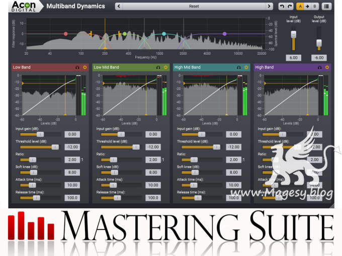 Mastering Suite v1.1.4 WiN MAC-R2R