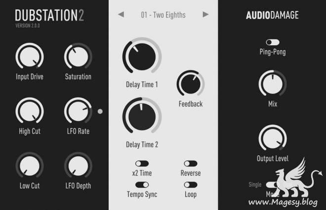 Dubstation 2 v2.1.2 RETAiL WiN MAC LiNUX-SYNTHiC4TE