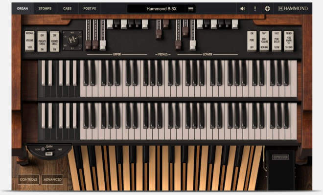 Hammond B-3X v1.3.0 WiN MAC-R2R