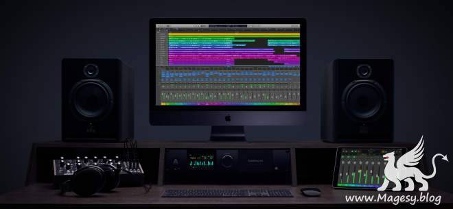 Apple Logic Pro X v10.6.0 macOS-TNT