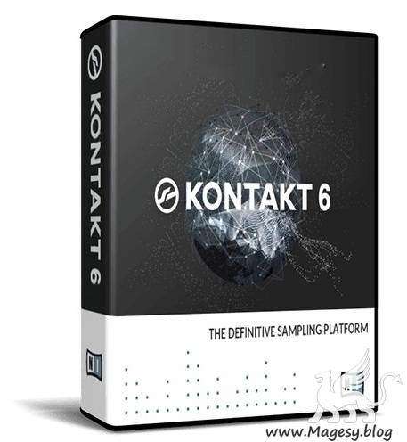 KONTAKT 6 v6.3.1 WiN FULL iSO