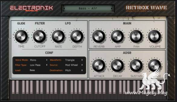 Retrox Wave v1.4.0 AU VSTi x64 WiN MAC RETAiL-SYNTHiC4TE