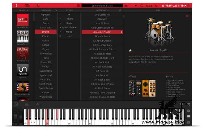 SampleTank 4 WiN MAC-GUI-R2R